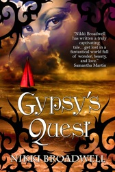 Gypsy's Quest Book Cover
