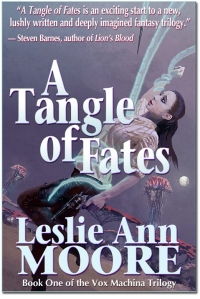 A Tangle of Fates Book Cover