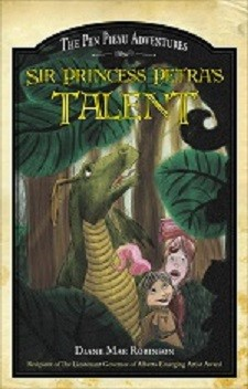 Sir Princess Petra's Talent Book Cover