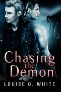 Chasing the Demon Book Cover