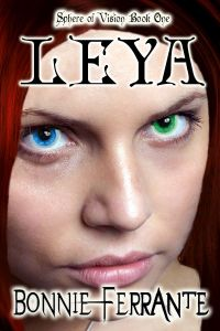 Book Cover Leya