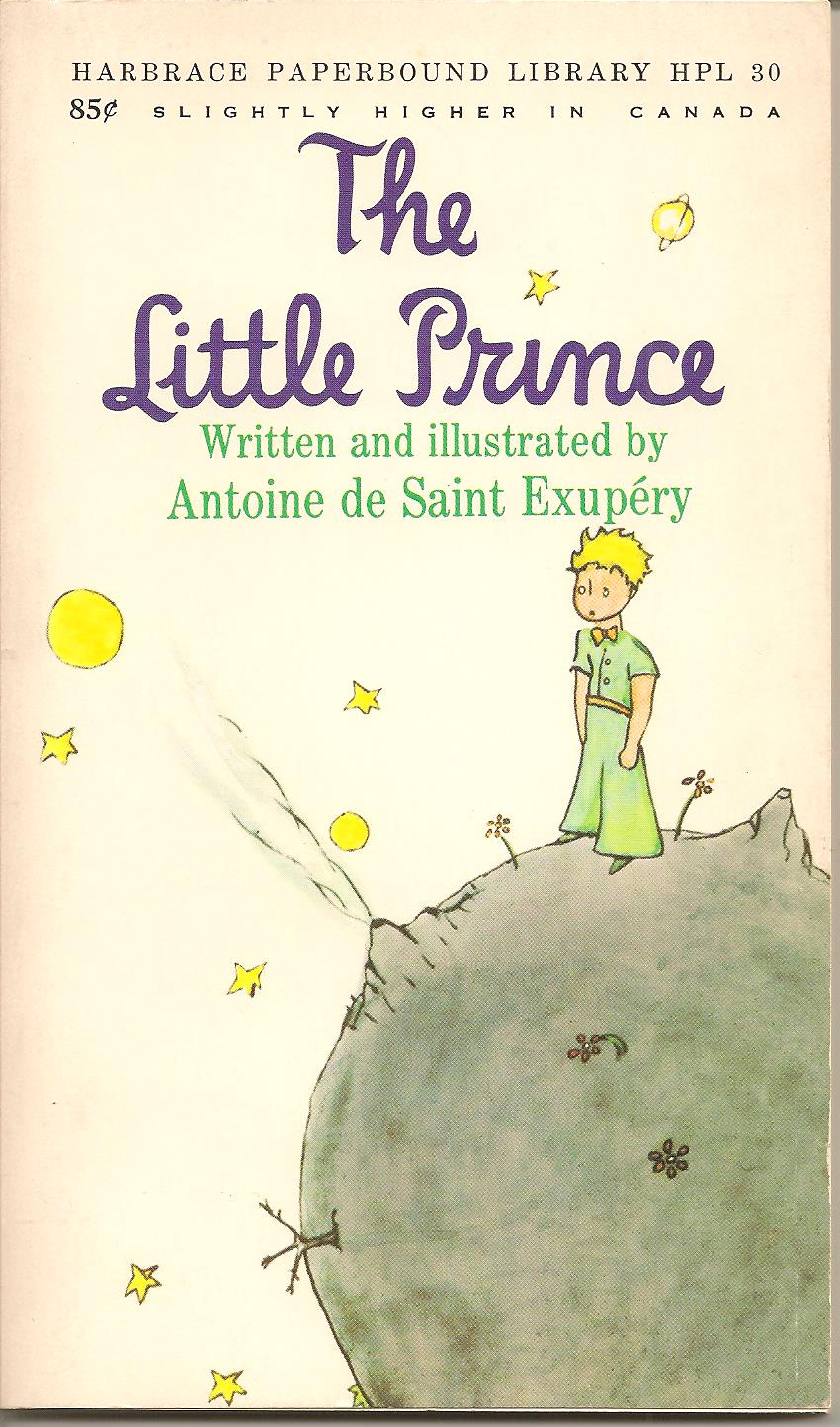 Book Review The Little Prince No Wasted Ink