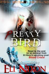Book Cover Pretty Bird