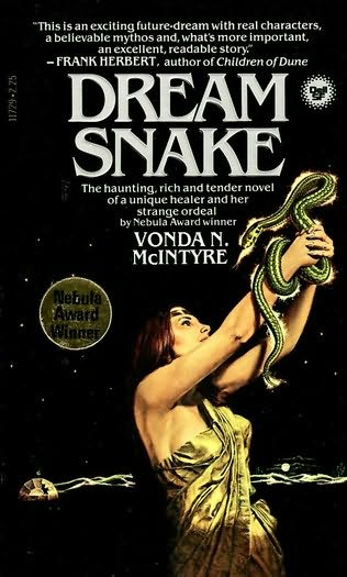 Dreamsnake Book Cover