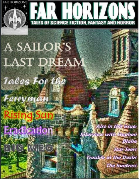 Far Horizons Magazine Cover February 2015