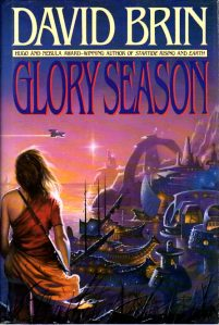 Glory Season Book Cover