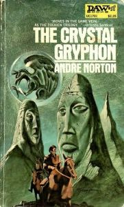 The Crystal Gryphon Book Cover