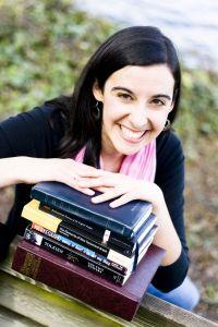 Author Alina Sayre
