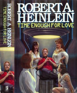 Time Enough For Love Book Cover