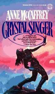 Crystal Singer Book Cover