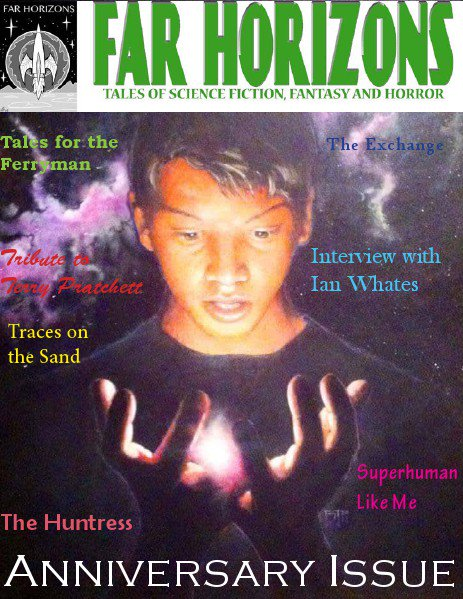 Far Horizons Magazine April 2015