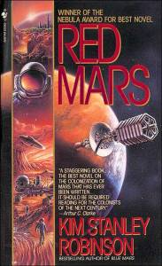 Red Mars Book Cover