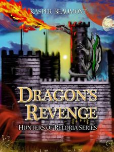 Book Cover Dragon's Revenge