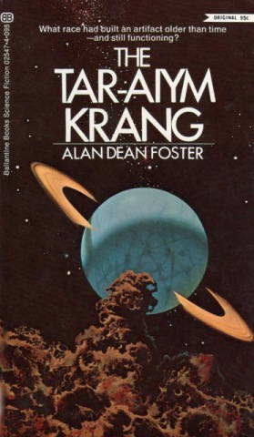The Tar-Aiym Krang Book Cover