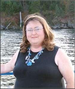 Author Wendy Van Camp