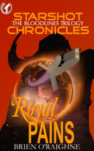Book Cover Royal Pains