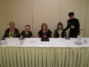 Broad Universe Reading at Westercon68 (2015)