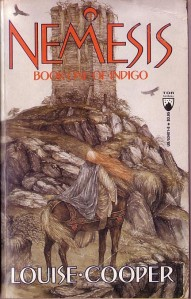 Nemesis Book Cover