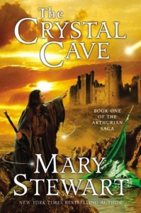 The Crystal Cave Book Cover