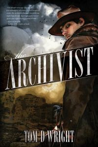 The Archivist Book Cover