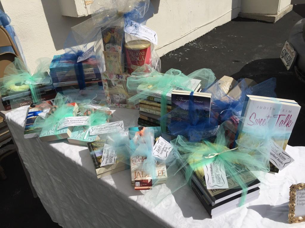 BOB - Goody Bags for English Tea
