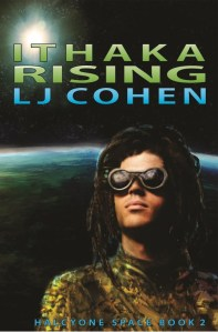 Ithaka Rising Book Cover