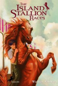 The Island Stallion Races Book Cover