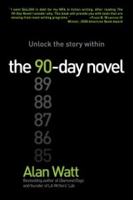 90 day novel alan watt