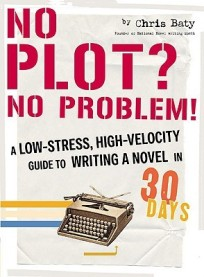 no plot no problem by chris baty
