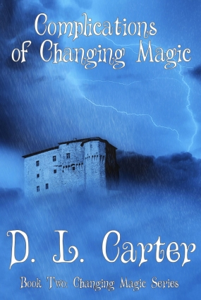 Complications of Changing Magic Book Cover