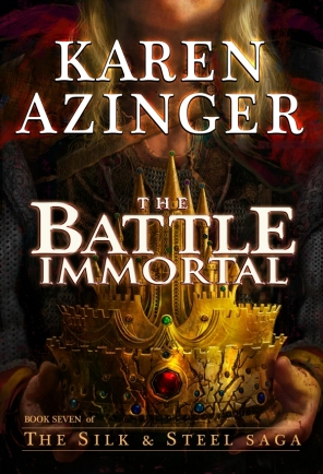 The Battle Immortal Book Cover