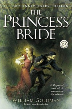 The Princess Bride Book Cover 2
