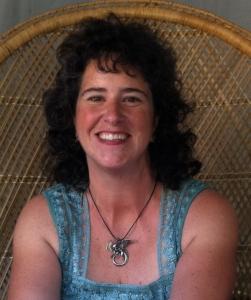 Author Elizabeth Gaines Johnston