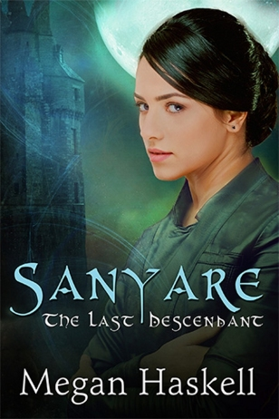 Sanyare Book Cover
