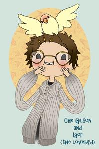 Che Gilson- Black Opal