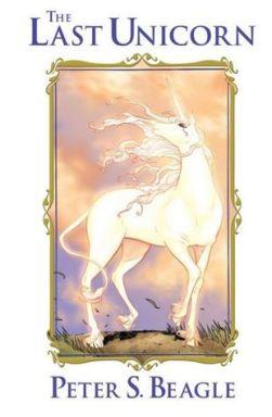 Book Cover The Last Unicorn