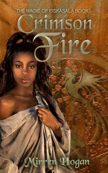 Crimson Fire Book Cover