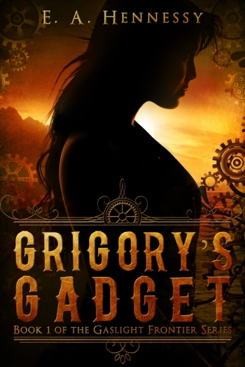 Grigorys Gadget Book Cover