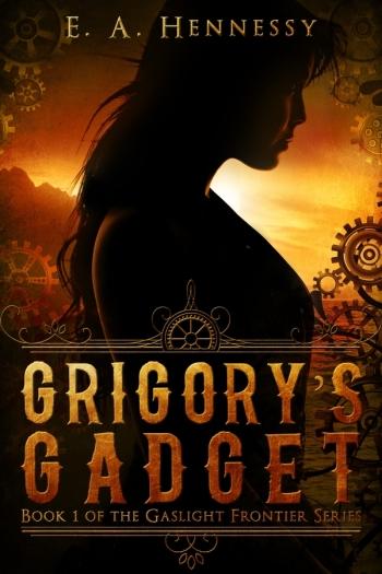 Grigorys Gadget Book Cover