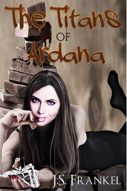 Book Cover The Titans of Ardana