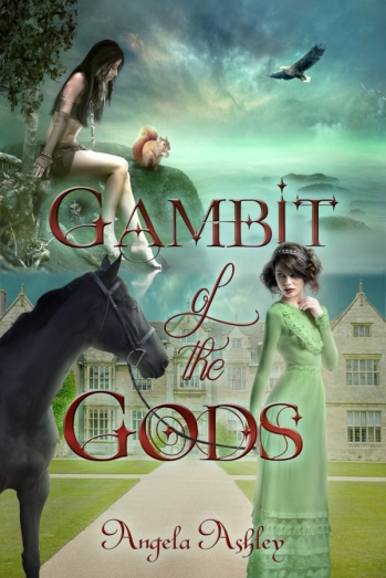 Gambit of the Gods Book Cover