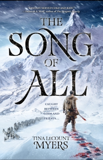 The Song of All Book Cover