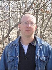 Author Gareth Wood