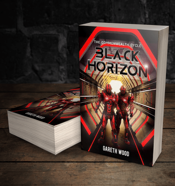 Black Horizon Book Cover