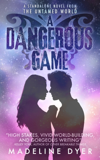 A Dangerous Game Book Cover