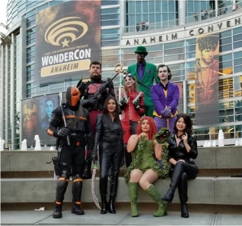 WonderCon 2018 - Convention Exterior