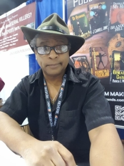 Author J Carroll Jones
