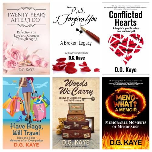DG Kaye Books