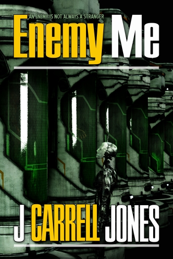Enemy Me Book Cover