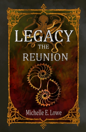 Legacy the reunion front book cover